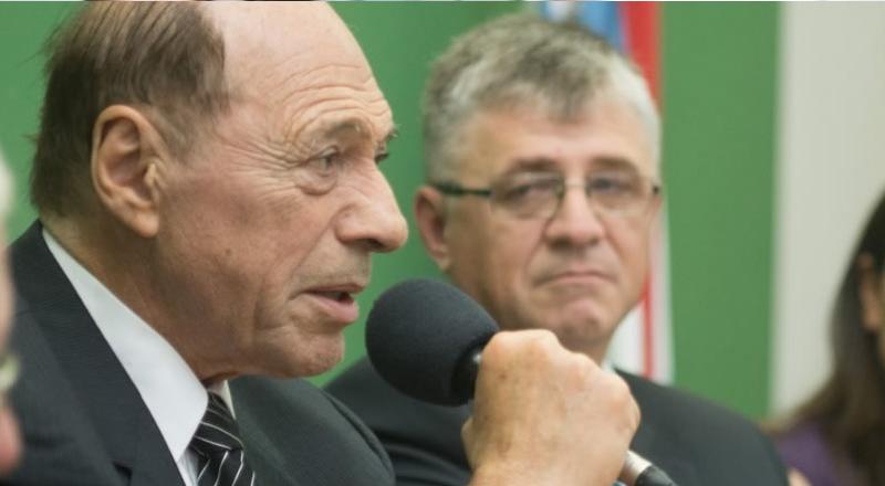 El Dr. Eugenio Zaffaroni en Paraná