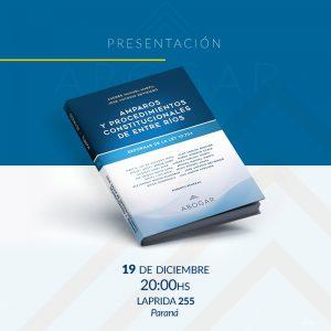 «Amparos y procedimientos constitucionales de Entre Ríos»