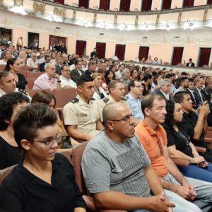 CAER Paraná presente en la inauguración de sesiones ordinarias del HCD