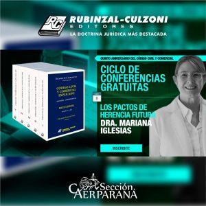 Se encuentra disponible la conferencia de la Dra. Mariana iglesias