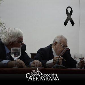 Falleció el prestigioso jurista Julio Maier