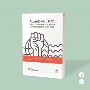 """Acuerdo de Escazú"" ya es e-book"