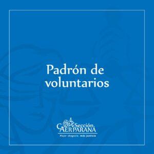 Son 192 los inscriptos en el registro voluntario para asistencia a contadores
