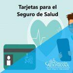 Tarjeta para el Seguro de Salud