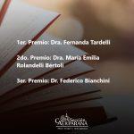 Ganadores del Concurso de Relatos y Anécdotas de abogadas y abogados