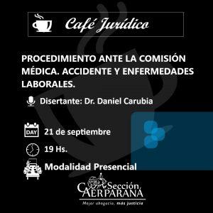 Café Jurídico presencial